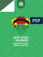 Entre Deseos y Realidades Participación electoral indígena en Amazonas