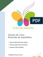 Clube Da Sapatilha_Apresentação