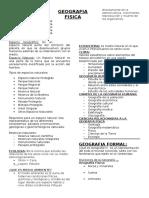 Resumen de Geografia Fisca Diapositiva 1