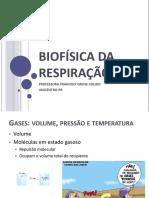 Estudo Da Biofisica Ventilatória
