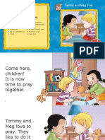 Early Bird Reader 7 - Tommy and Meg Pray