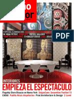 Diseno Interior July 2015. .DD BOOKS.com.