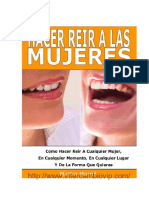 Hacer Reir a Alas Mujeres COMPLETO