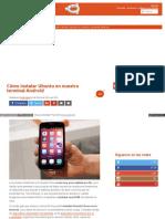 Como instalar Ubuntu en nuestro terminal Android.pdf