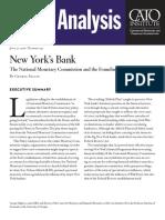 New York's Bank