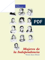 Mujeres Dominicanas