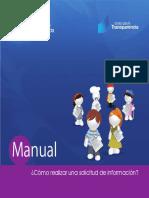 Manual Información pública