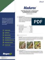 Ft Madurex - 0514