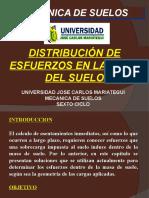 10 Distribucion de Esfuerzos en La Masa Del Suelo