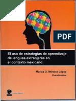 Capitulos en Libro Estrategias Contexto Mexicano