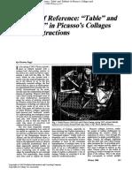 Poggi, c - Picasso's Collages
