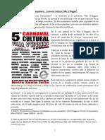 Coordinadora En Acción Comunitaria y Carnaval Cultural de Villa O´Higgins - Reseña.docx