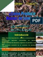 Charla de LombriculturaUNESR 28-05-2015
