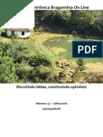 Revista Eletrônica Bragantina On Line - Julho/2016