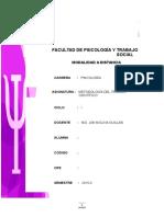 Planteamiento Del Problema, Objeto de Estudio o Solucion.