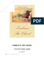 Embrace the Chord by Santhy Agatha