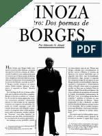 Clave Spinoza Borges
