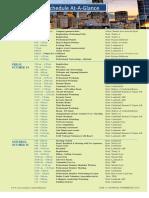 SASENC2016 Draft Schedule