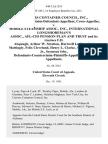 Carriers Container Council, Inc., Plaintiff-Counterclaim-Defendant-Appellant, Cross-Appellee v. Mobile Steamship Assoc., Inc., International Longshoreman's Assoc., Afl-Cio Pension Plan and Trust and Its Trustees F.D. Alspaugh, Arthur W. Stratton, Hartwell Ludlow, Ned Mattingly, Felix Cleveland, Henry L. Clarke, Albert Walton, Jr., Seymour Irby, Defendants-Counterclaim-Plaintiffs-Appellees, Cross-Appellants, 948 F.2d 1219, 11th Cir. (1991)