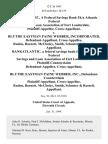 Bankatlantic, a Federal Savings Bank F/k/a Atlantic Federal Savings & Loan Association of Fort Lauderdale v. Blythe Eastman Paine Webber, Incorporated, Cross-Appellee, Ruden, Barnett, McClosky Smith, Schuster & Russell, Bankatlantic, a Federal Savings Bank F/k/a Atlantic Federal Savings and Loan Association of Fort Lauderdale, Plaintiff-Counterclaim v. Blythe Eastman Paine Webber, Inc., Defendant-Counterclaim Cross-Appellee, Ruden, Barnett, McClosky Smith, Schuster & Russell, 12 F.3d 1045, 11th Cir. (1994)