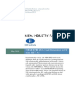 NIEM IEPD XML Code Generation in C# with .NET 3.5
