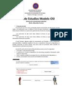 Guía de Estudios Modelo OSI