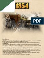 1854 Rules