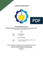 3513100009_Klasifikasi Tutupan Lahan Citra Landsat Surabaya Menggunakan ENVI_Penginderaan Jauh A