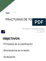Fracturas de Tobillo Dic 2014