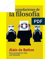 Alain de Botton - Las consolaciones de la Filosofía.pdf