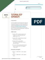 Tutorial DCP Completo (OpenDCP)