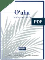 Oahu Resource Guide