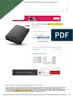 Hd Externo Samsung 4tb m3 2.5_ Portatil - Hd Externo No Casasbahia.com
