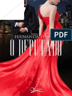 O Deputado - Fernanda Terra