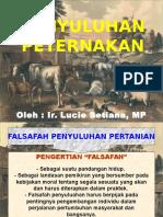 PENYULUHAN-PETERNAKAN