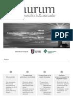 AURUM Informe Perspectivas Económicas 2015 Región Arequipa Abril 2015