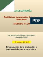 MODELOS IS-LM