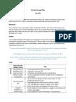 cleffingwell personal strategic plan