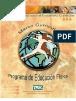 Marco Curricular de Educacion Fisica