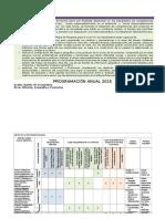 Hge5 Programacion Anual
