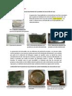 Análisis de Formas de Corrosión (Picadura-rendijas)