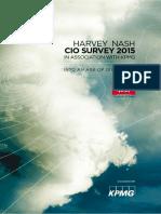 Harvey Nash CIO Survey 2015