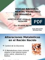 Trastornos metabolicos en el recien nacido.ppt