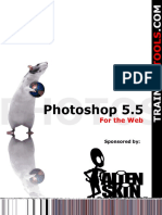 Photoshop 5.5 for the Web