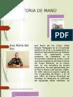 La Historia de Manú