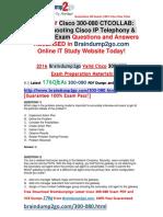 [2016-07-Latest]300-080 PDF Dumps 176Q&As Offer[11-20]