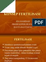 KONSEP FERTILISASI