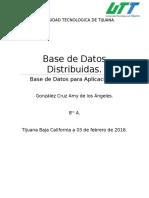 BDDistribuidas