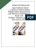 Terminos Informaticos
