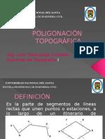 CLASE TOPOGRAFICA Poligonal